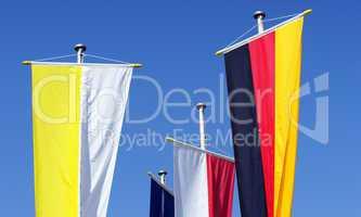 Flaggen - Flags