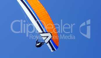 Gleitschirm & Himmel - Paragliding & blue Sky