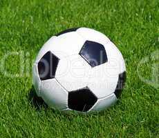 fußball und rasen - soccer and grass