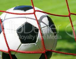 soccer goal - fußball im tor