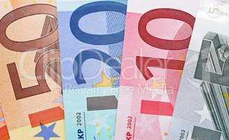 Euro Geldscheine - Money