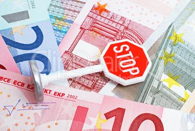 Stop Economy Crisis - Stop Wirtschaftskrise