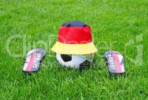 soccer fan - concept - fußball fan