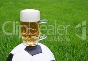 bier & fußball - beer & soccer