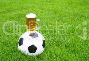 fußball bier - soccer beer