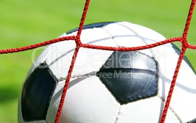 fußball im tornetz - soccer goal