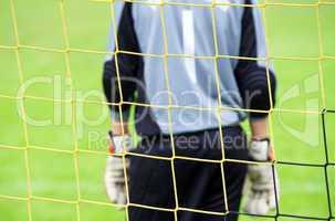 soccer goalkeeper - fußball torwart