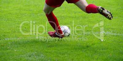 fußballspieler - soccer player