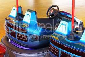 Auto Scooter - Fun Concept