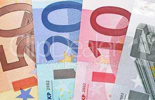 Euro Geldscheine - Euros Cash