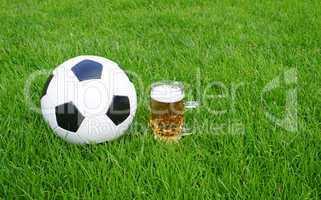 fußball und bier - soccer and beer