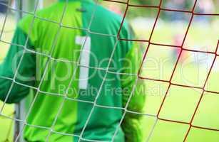 soccer goalkeeper - torwart fußball