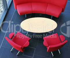 Sitzgruppe - Please sit down
