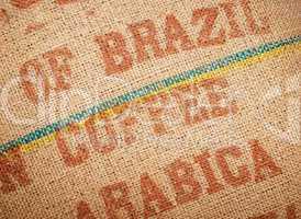 Coffee Arabica - Kaffeesack