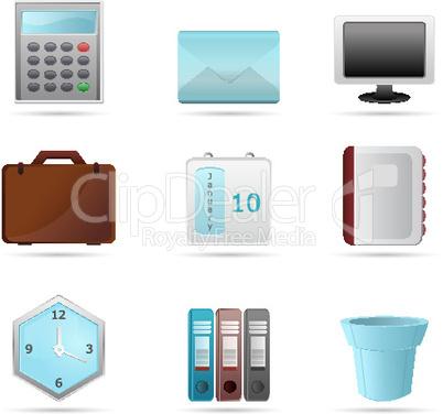 Business Symbole
