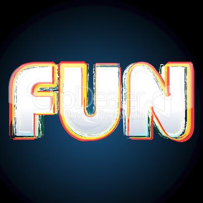Fun- Hintergrund