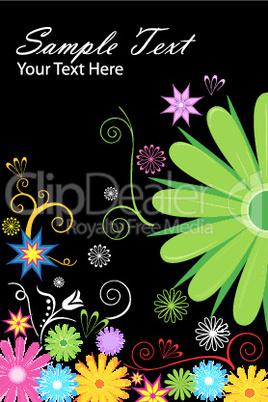Textkarte