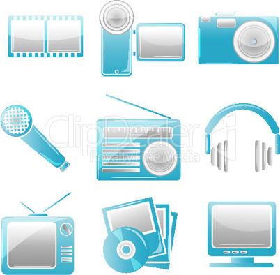 Audio, Video und Foto