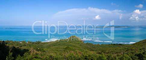 Distant Islands off Puerto Rico