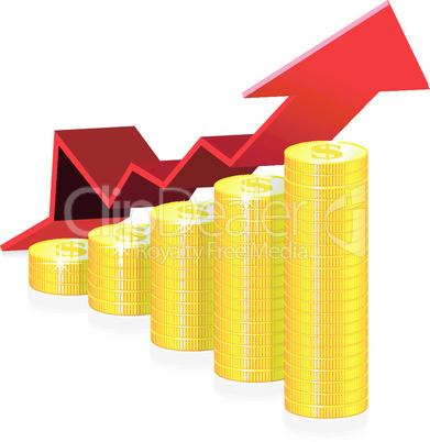 Aktienkurse steigen