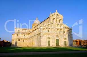 Pisa Kathedrale - Pisa cathedral 02
