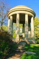 Woerlitzer Park Venustempel - English Grounds of Woerlitz Temple of Venus 06