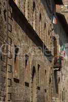 Stadtansicht von Colle Val d´Elsa, Toskana