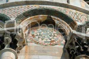 Am Dom zu Pisa, Toskana