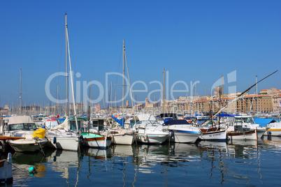 Vieux Port Marseilles