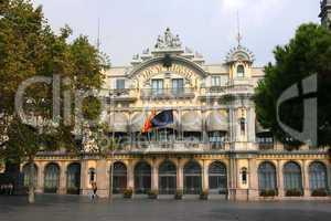 Hafenamt Barcelona