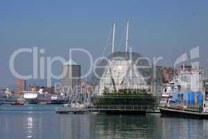 Porto Antico in Genua