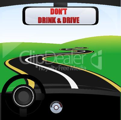 Fahren und Trinken