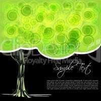 natural tree
