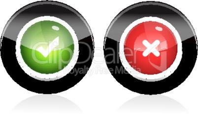 Grün und Rot