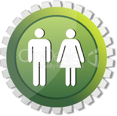 Männlich und weiblich