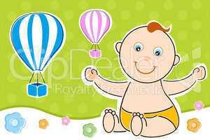 children's day card