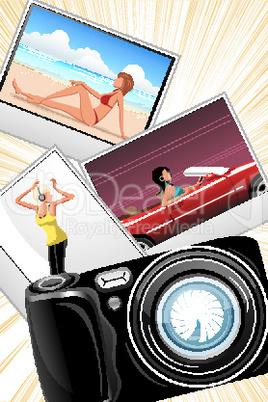 Fotoapparat und Fotos