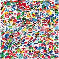 Flaggen Welt
