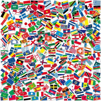 welt flagen