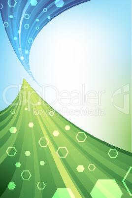 Grafischer Hintergrund