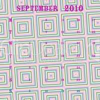 september 2010 - stripes