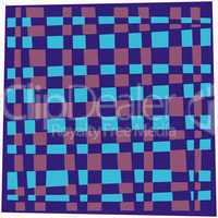 handkerchief blue