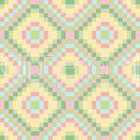 squares seamless pastel texture