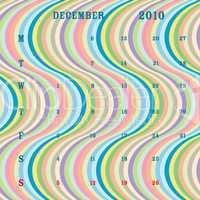 december 2010 - stripes