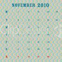 november 2010 - stripes