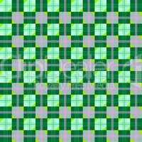 nice texture with green geometric figures extended