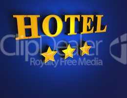 Hotel Gold Blau - 3 Sterne