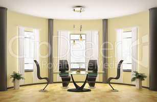 Dining room 3d