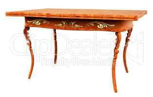 Antique Table 3d