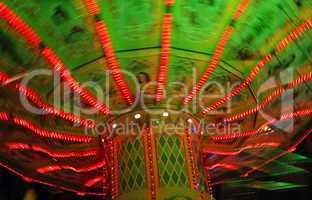 Karussell in der Nacht - merry-go-round - Part IV